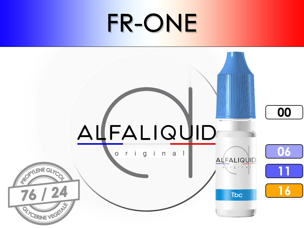 Tabac FR ONE - Alfaliquid