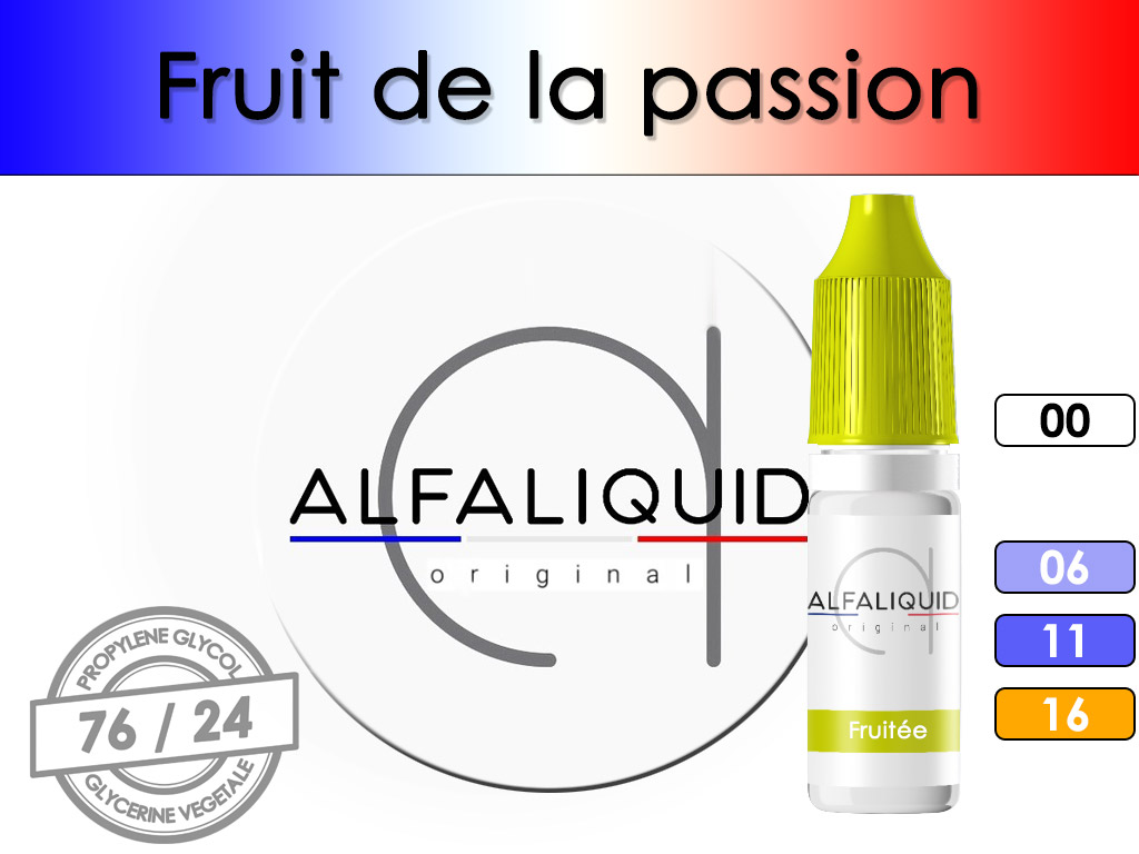 Fruit de la Passion - Alfaliquid