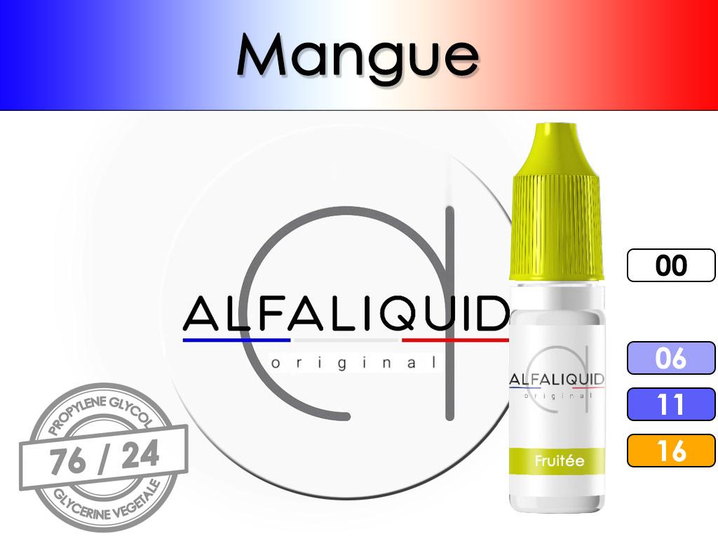 mangue - alfaliquid