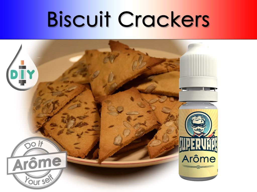 Arôme Biscuit Crackers