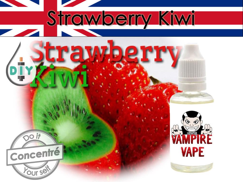 strawberry kiwi - vampire vape