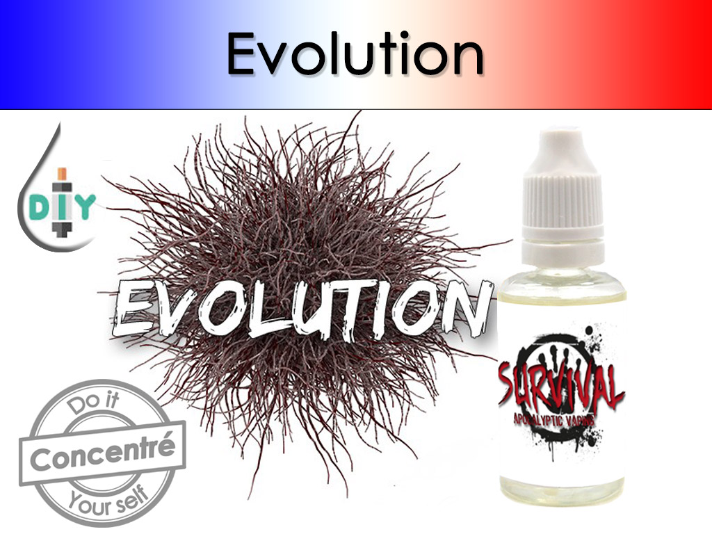 Concentré Evolution - Survival