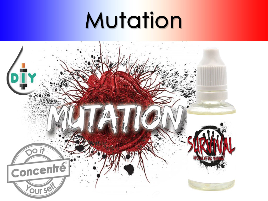 Concentré Mutation - Survival