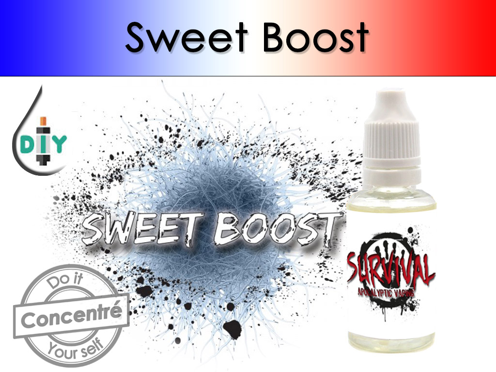 Concentré Sweet-Boost - Survival