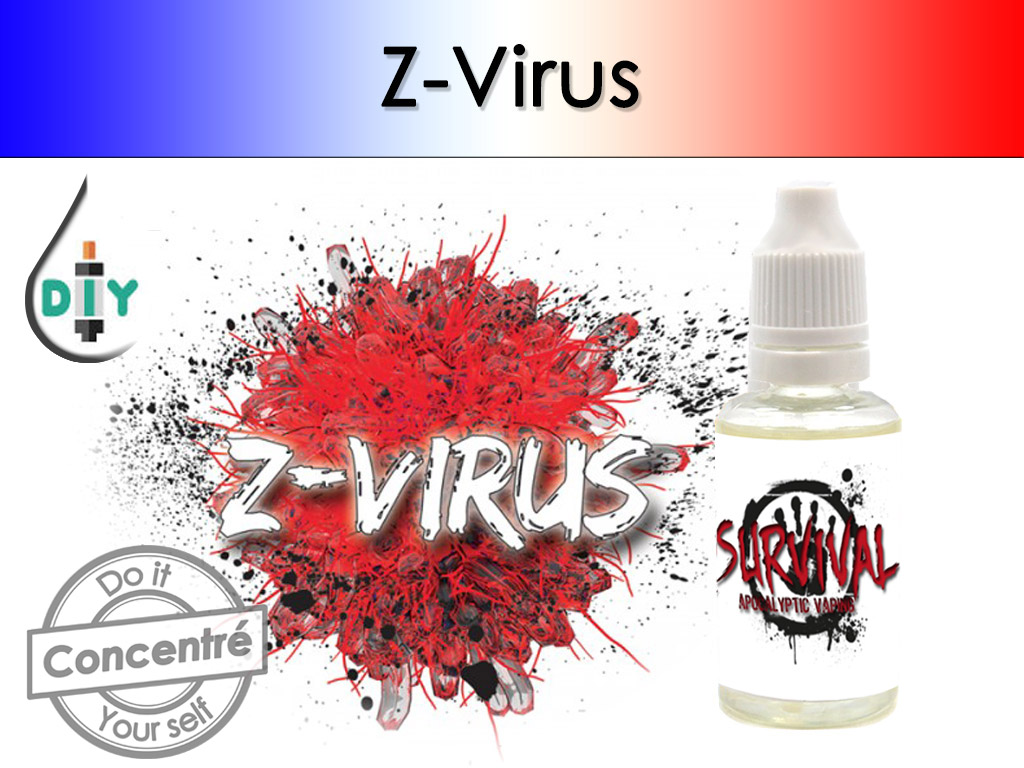 Concentré Z-Virus - Survival