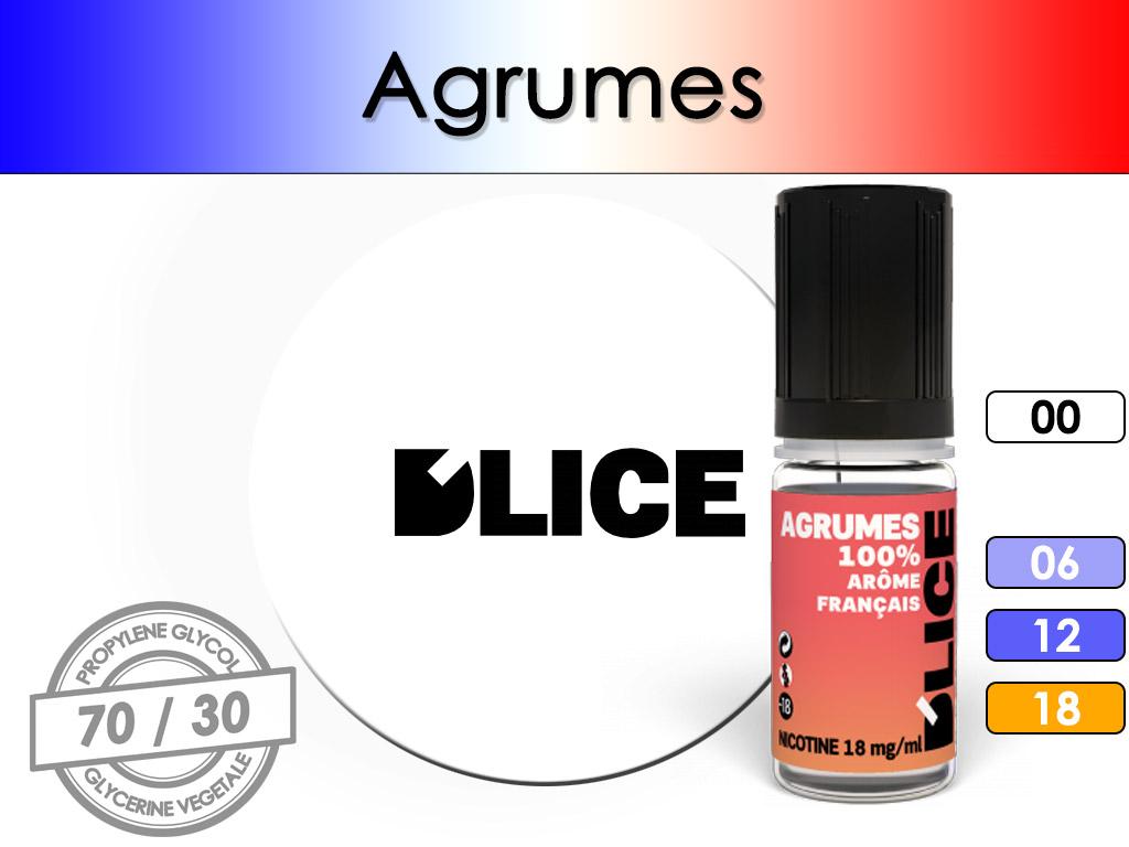 Agrumes - DLICE