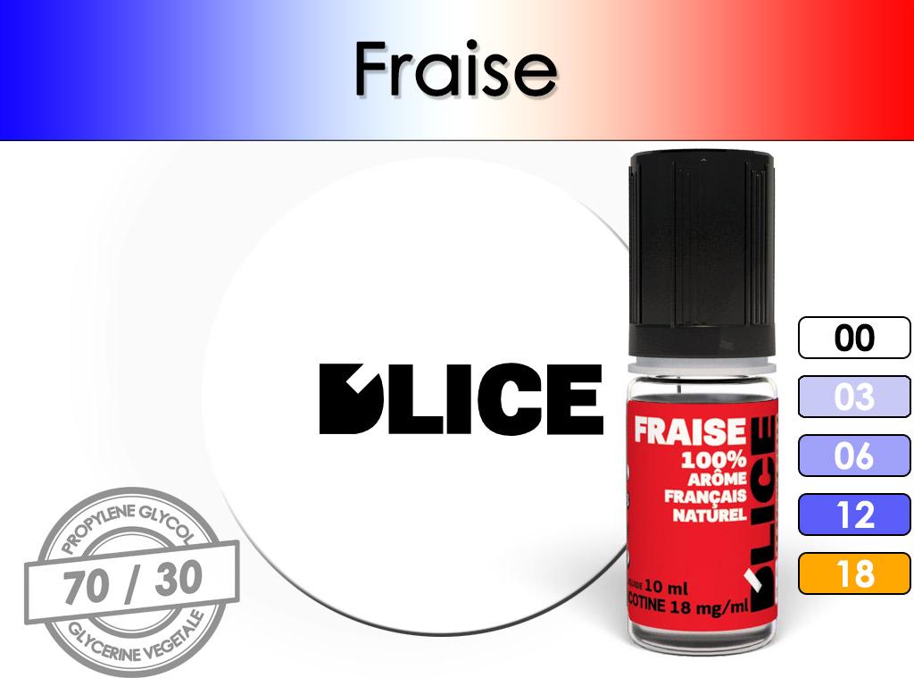 Fraise - DLICE