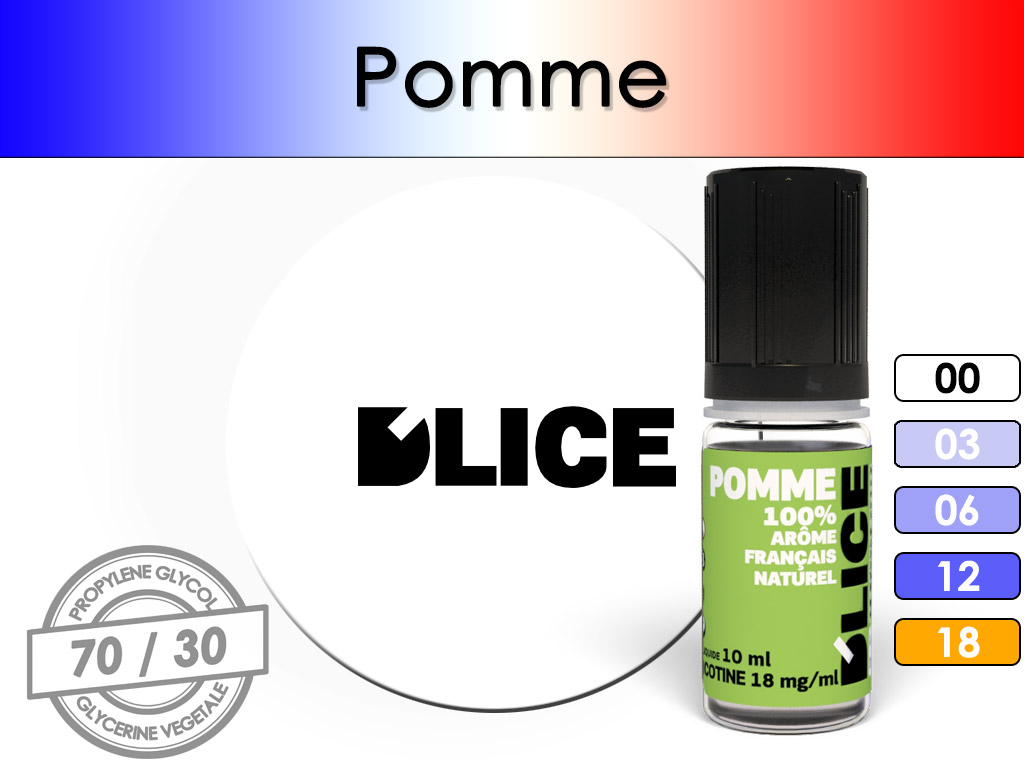 Pomme - DLICE