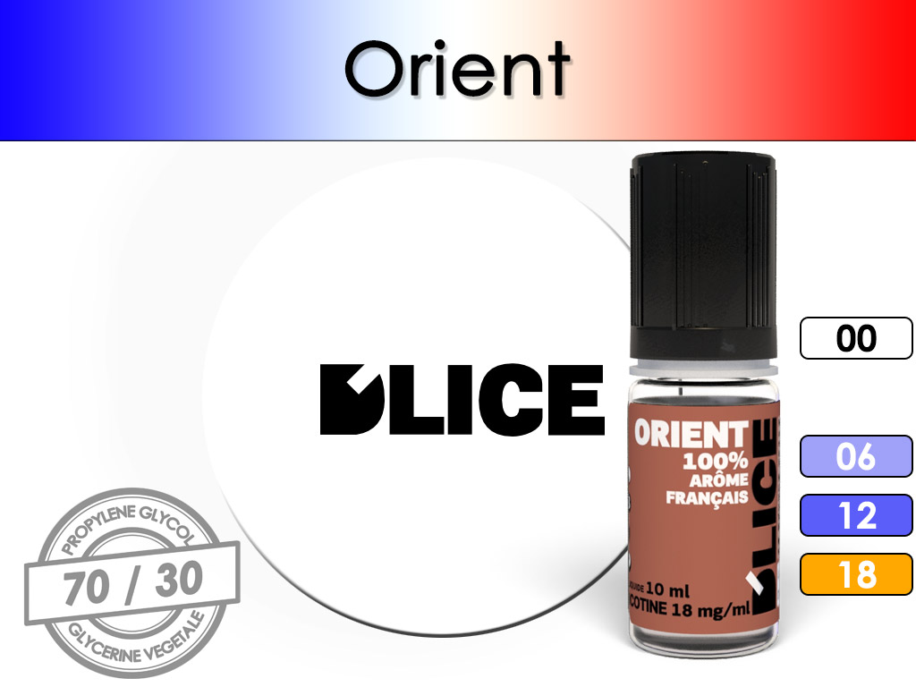 Tabac Orient - DLICE
