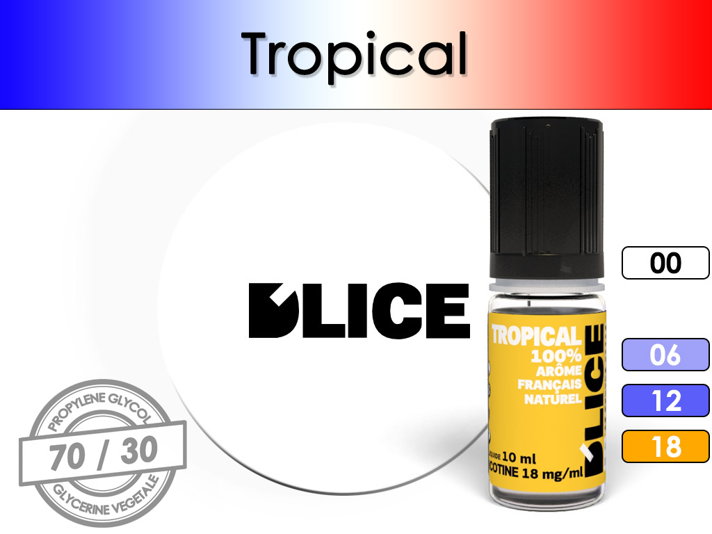 Tropical - DLICE