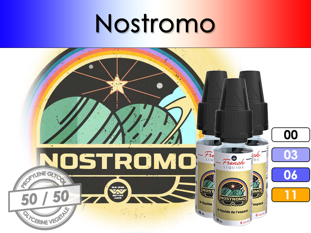 Nostromo - French Liquid