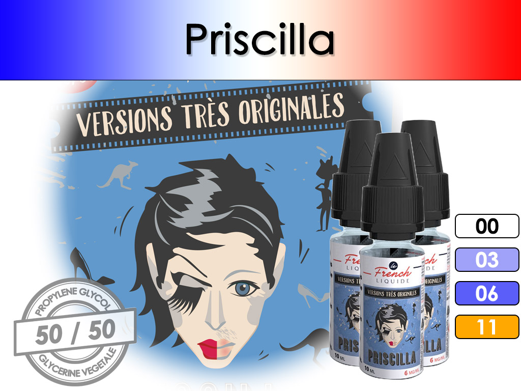 Priscilla - French Liquid