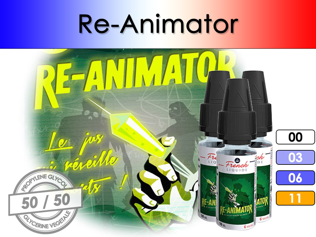 Re-Animator - French Liquid