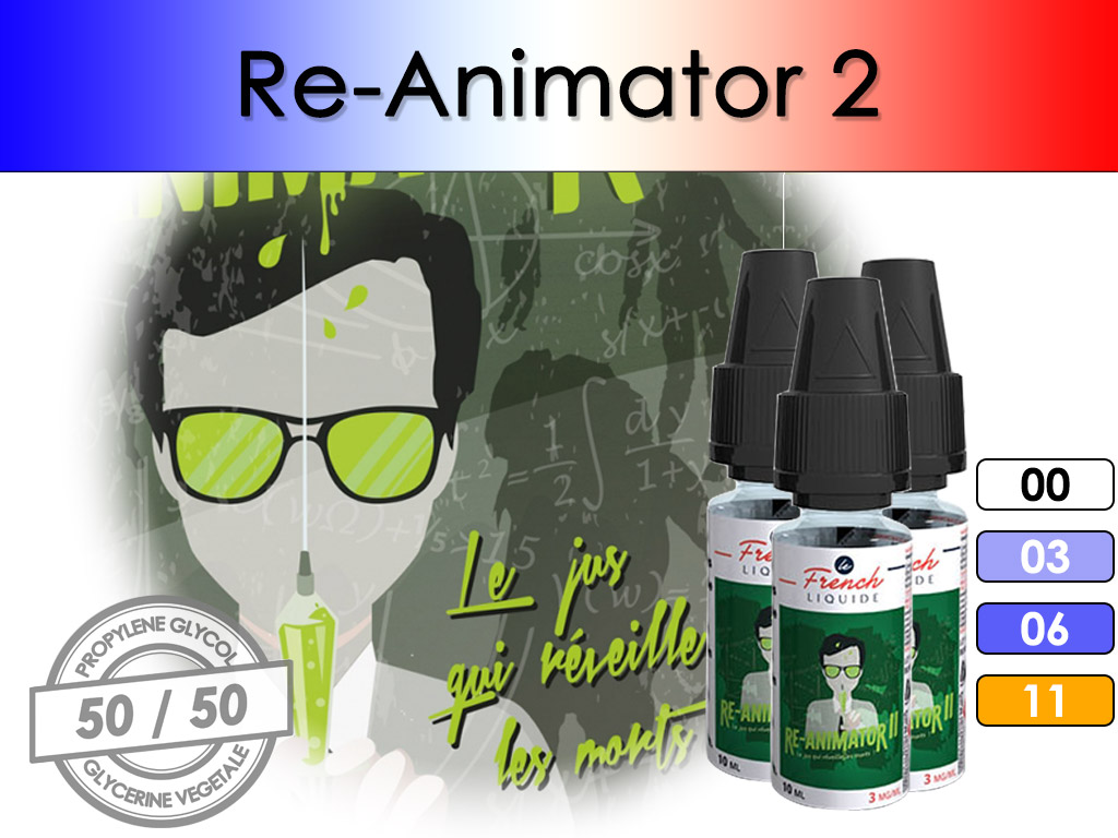 Re-Animator 2 - French Liquid