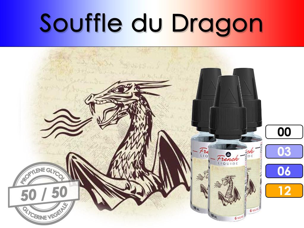 souffle du dragon - french liquid