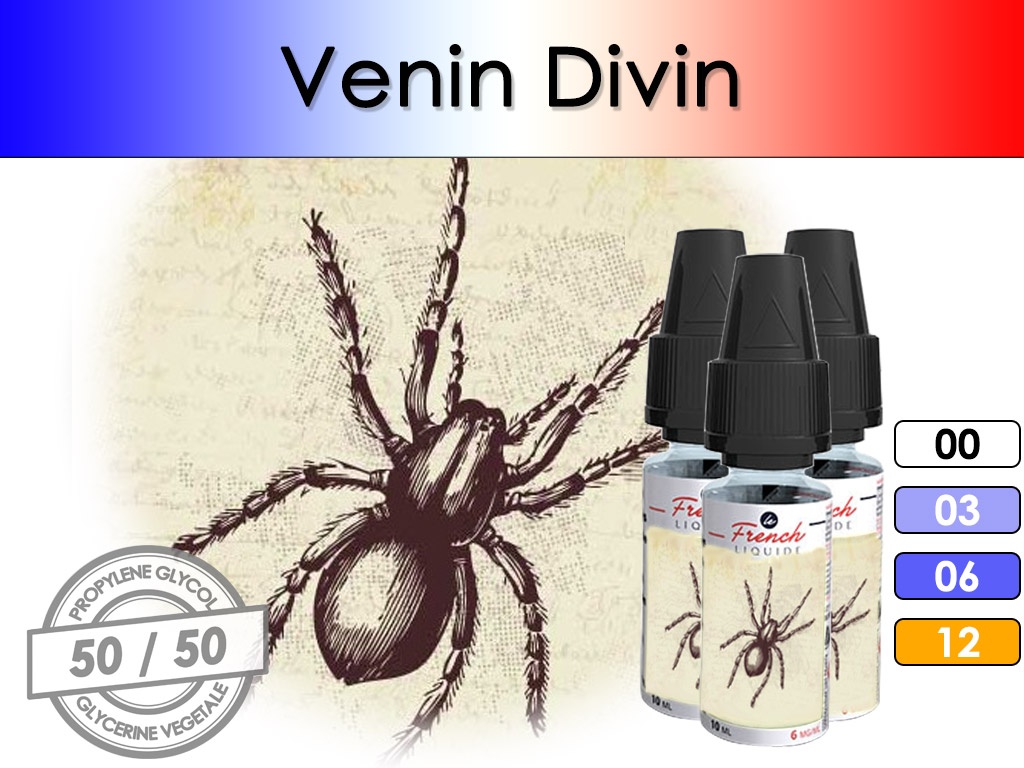Venin Divin - French Liquid