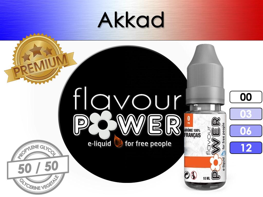 akkad - flavour power