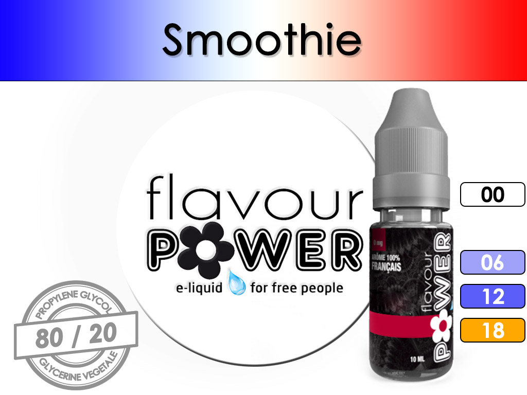 Smoothie - Flavour Power