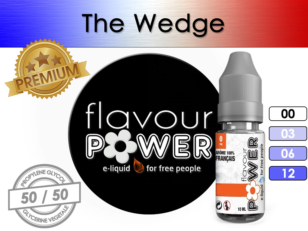 Wedge - Flavour Power