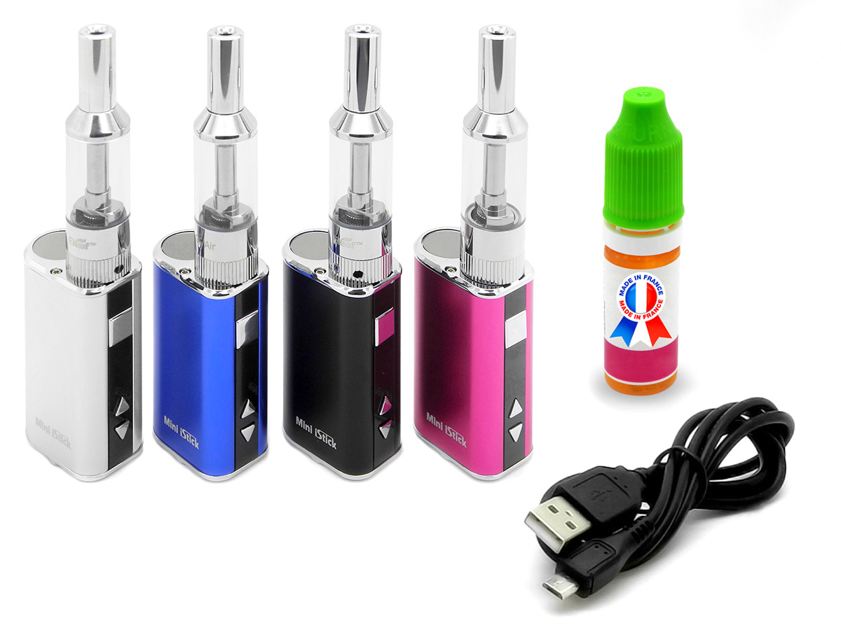 Kit mini iStick 10W + GS Air