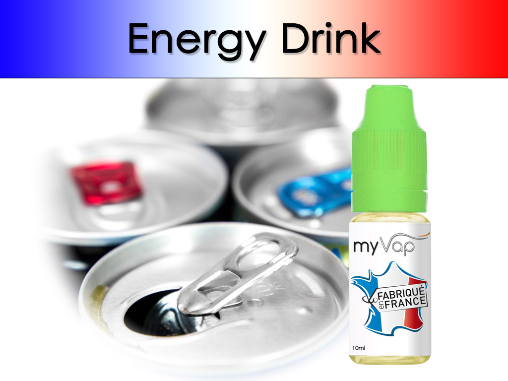 Energy Drink - myVap