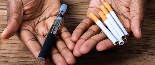 cigarette contre cigarette électronique