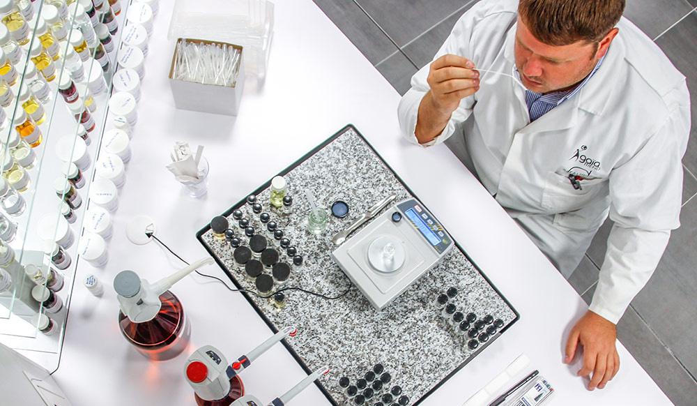 Laboratoire aromatique alfaliquid