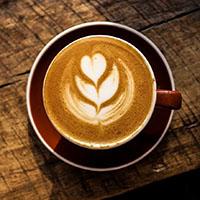 café latte eliquide door flavor hit